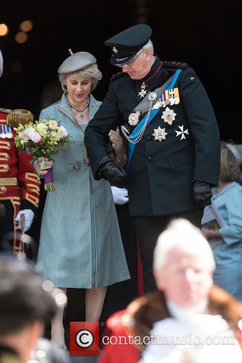 Birgitte Van Deurs and The Duke Of Gloucester 4