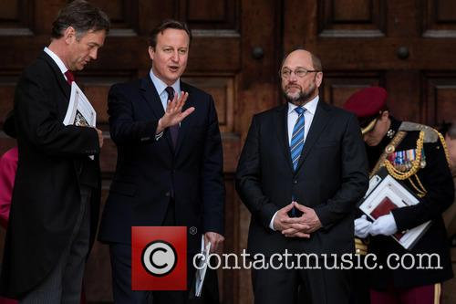 David Cameron and Martin Schulz 11