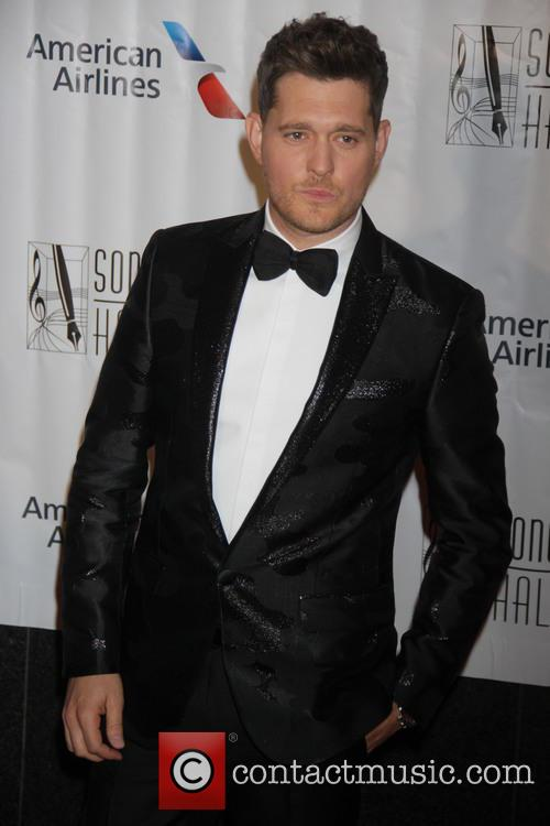 Michael Bublé'S Son Hospitalised After Burns In Accident At Home