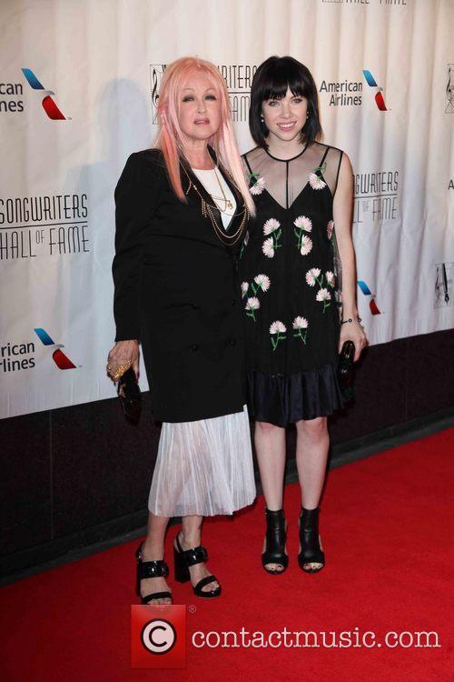 Cyndi Lauper and Carly Rae Jepsen 9