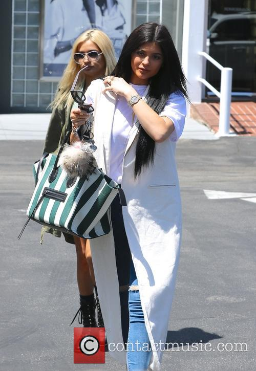 Kylie Jenner and Pia Mia 2