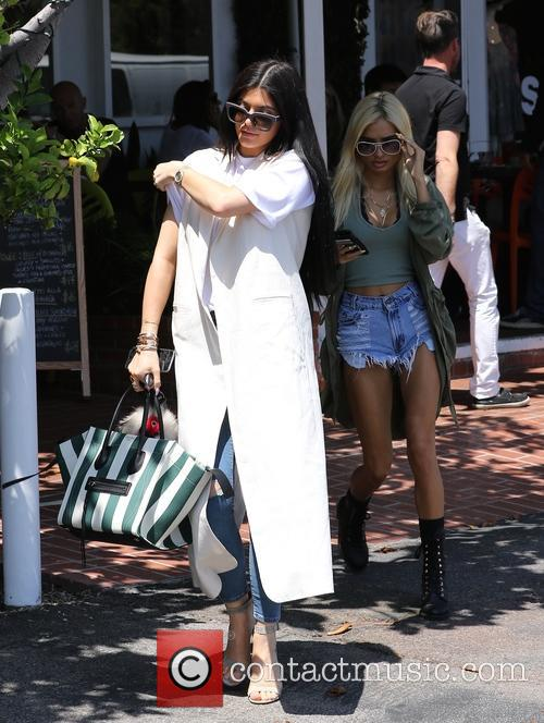 Kylie Jenner and Pia Mia 3