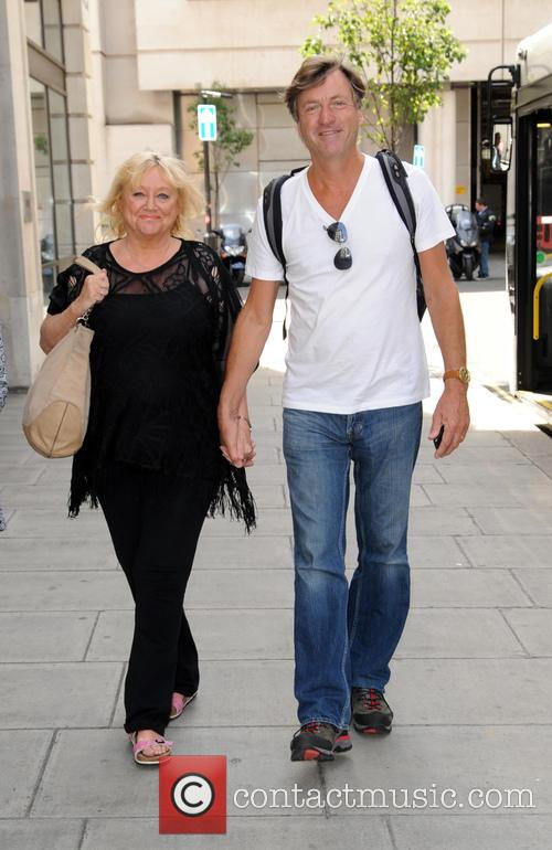 Richard Madeley and Judy Finnigan at the BBC...