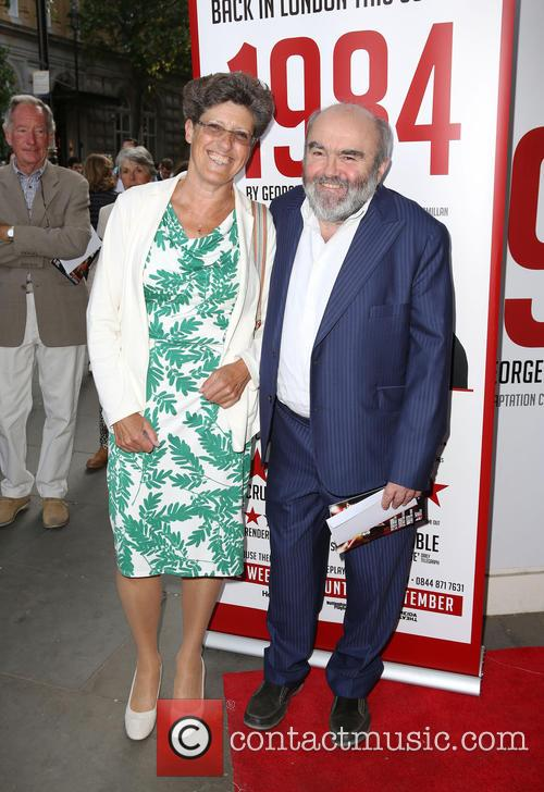 Libby Asher and Andy Hamilton 1