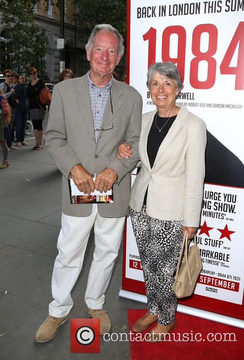 Christine Buerk and Michael Buerk 2