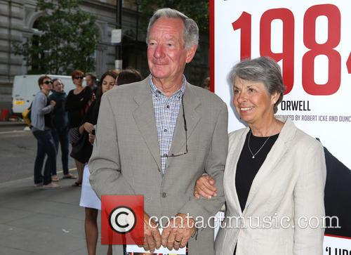 Christine Buerk and Michael Buerk 1