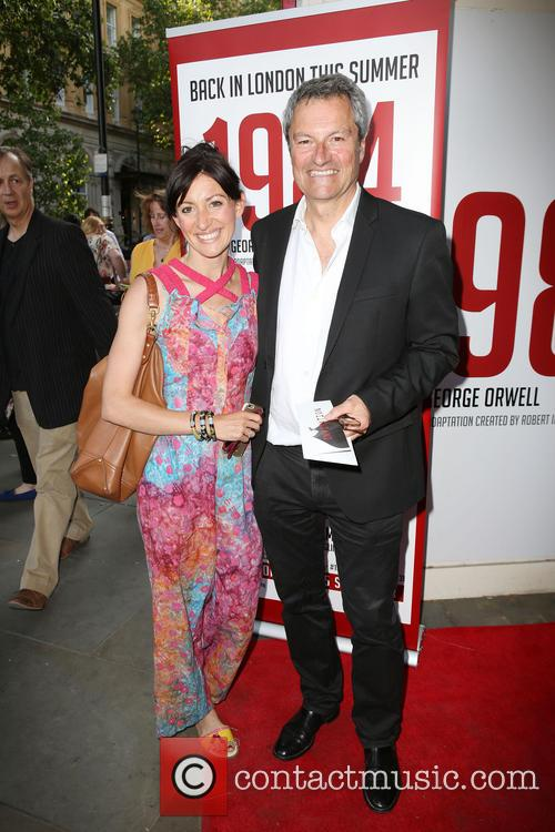Anna Phoebe and Gavin Esler 3