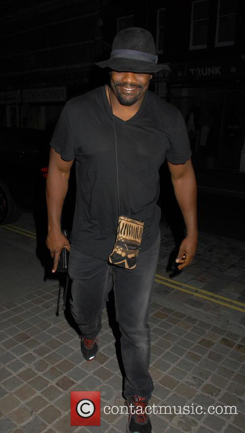 Firehouse and Dereck Chisora 5