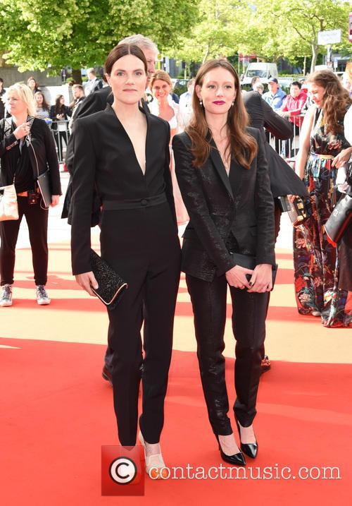Fritzi Haberlandt and Lavinia Wilson 1