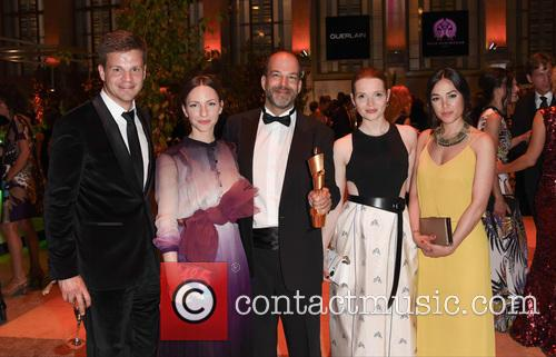 2015 German Film Awards - After party