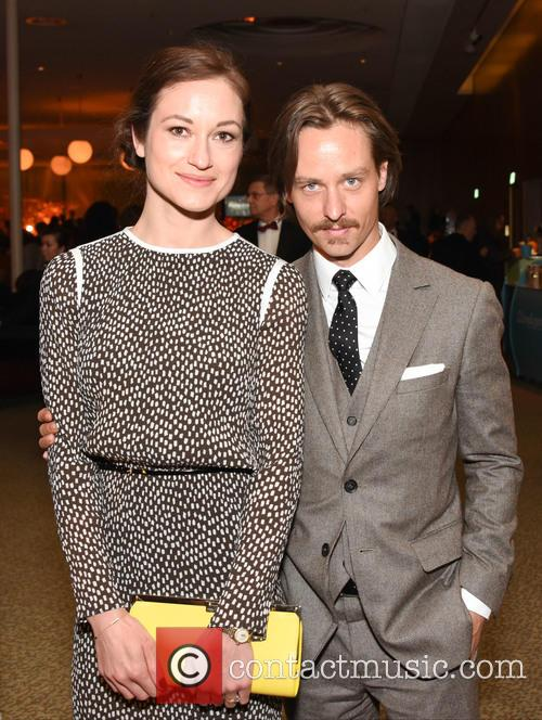 Tom Schilling and Annie Mosebach 1