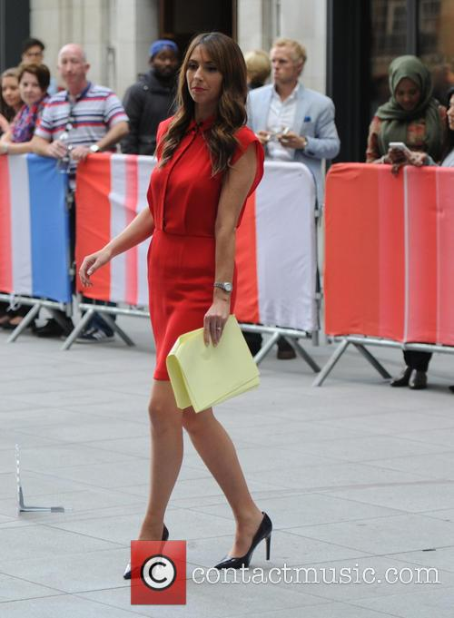 The One Show filming in London