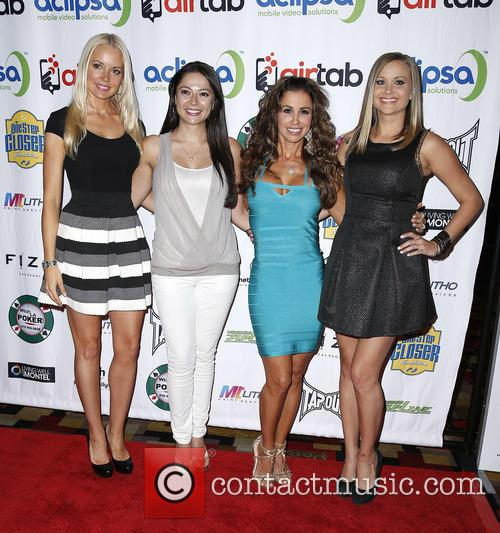 Stacy Fuson, Pilar Lastra, Jennifer Walcott Archuleta and Kara Monaco 4