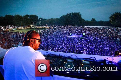 Idris Elba Goodwood Festival