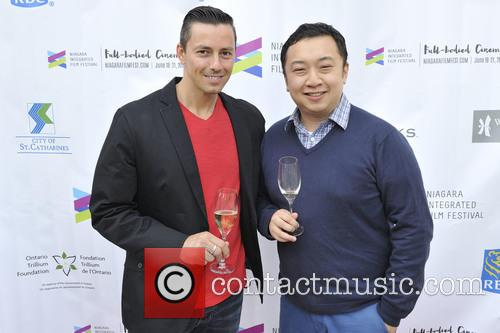 Curtis Duffy and Kevin Pang 2