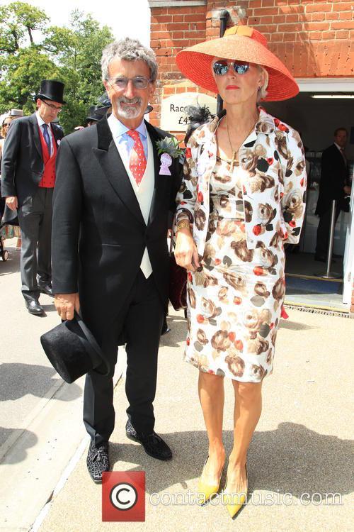 Eddie Jordan and Marie Jordan 4
