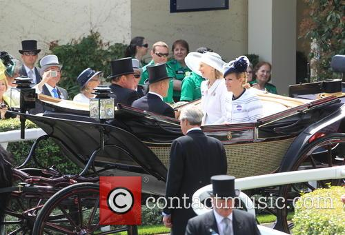 Zara Phillips and Mike Tindall 4