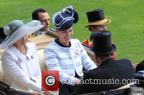Zara Phillips 6