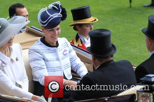 Zara Phillips 7