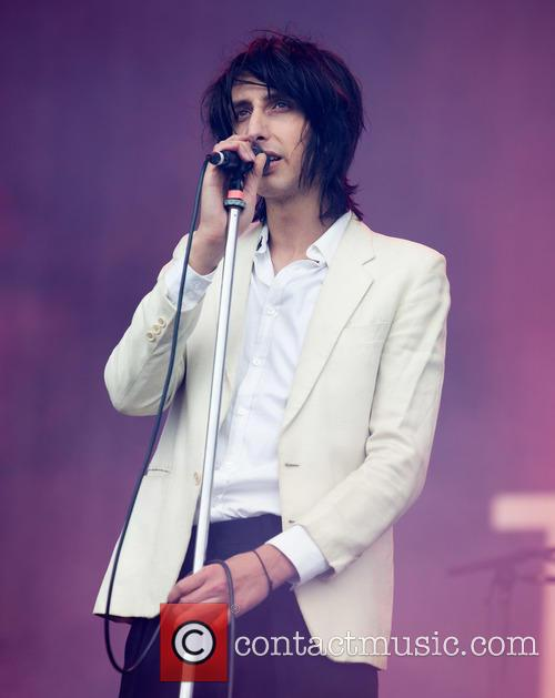 Faris Badwan and The Horrors 6