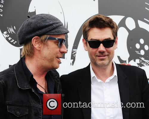 Rhys Ifans and Tim Godsall 6