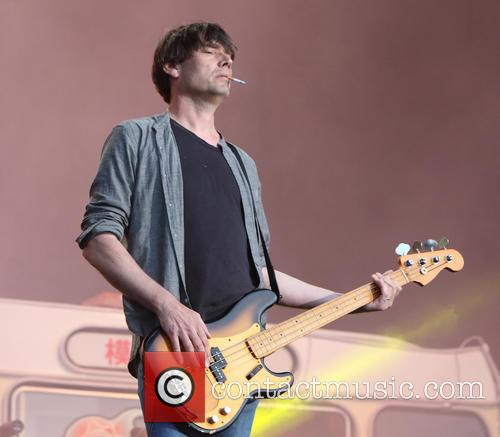 Blur and Alex James 8