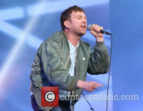 Blur and Damon Albarn 1