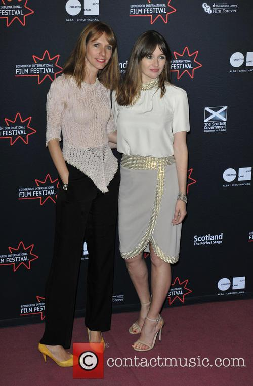 Dolly Wells and Emily Mortimer 3
