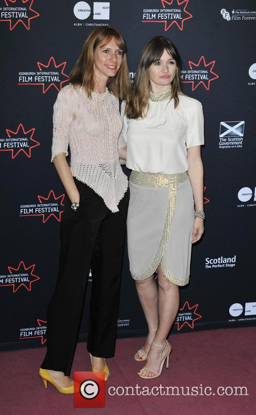Dolly Wells and Emily Mortimer 4