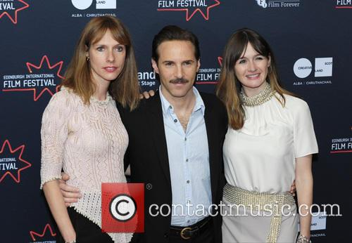 Dolly Wells, Alessandro Nivola and Emily Mortimer 6