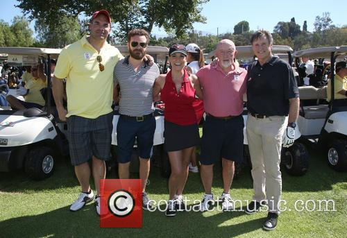 Brandon Molale, Danny Masterson, Paula Trickey, Jonathan Banks and Robert Hays 4