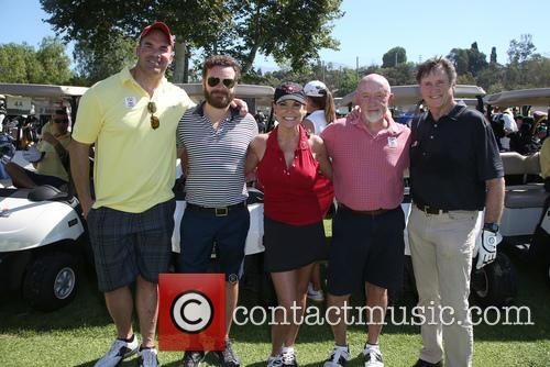 Brandon Molale, Danny Masterson, Paula Trickey, Jonathan Banks and Robert Hays 5