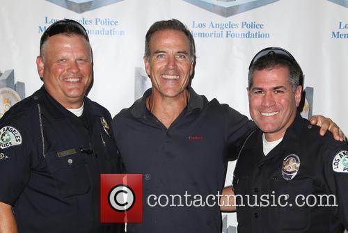 Jeff Nocket, Richard Burgi and Todd Moore 2