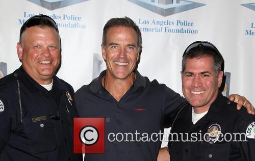 Jeff Nocket, Richard Burgi and Todd Moore 1