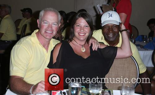 Neal Mcdonough, Ruve Mcdonough and Dennis Haysbert 10
