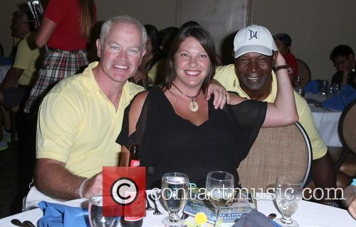 Neal Mcdonough, Ruve Mcdonough and Dennis Haysbert 11