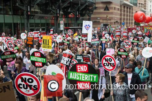 The People's Assembly Anti-Austerity March