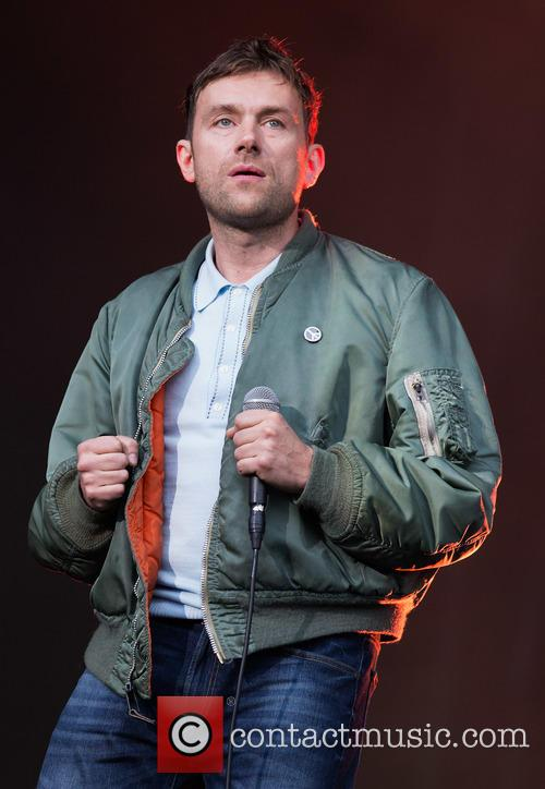 Damon Albarn and Blur 5