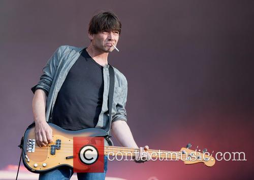 Alex James and Blur 3