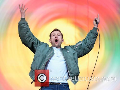 Damon Albarn and Blur 6
