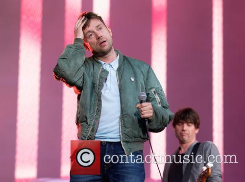 Damon Albarn and Blur 7