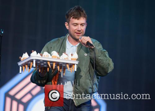 Damon Albarn and Blur 10