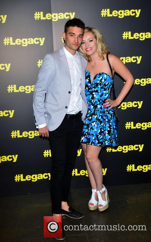Tom Parker and Kelsey Hardwicke 1