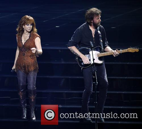 Reba Mcentire and Ronnie Dunn 2