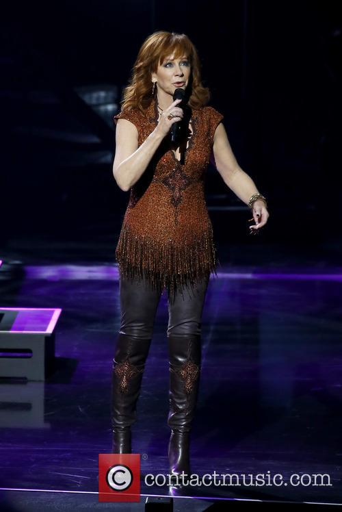 Reba Brooks and Dunn Together In Vegas