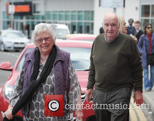 Beti-wyn Evans and Eirwyn Evans 1