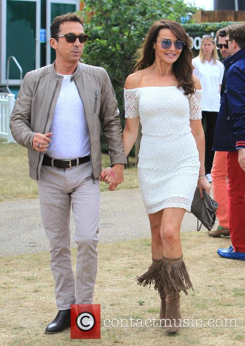 Bruno Tonioli and Lizzie Cundy 5
