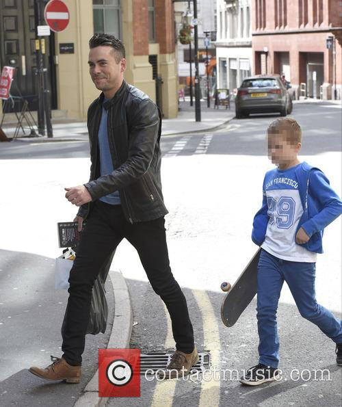 Coronation Street stars Father's Day meal at Avalanche