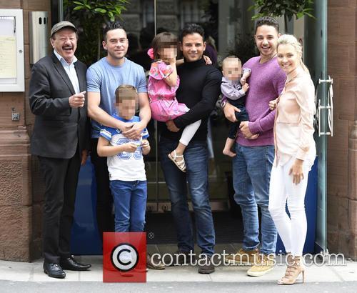 Dougie Tomas, Bruno Langley, Ryan Thomas, Adam Thomas and Caroline Daly 2