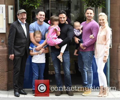 Dougie Tomas, Bruno Langley, Ryan Thomas, Adam Thomas and Caroline Daly 3